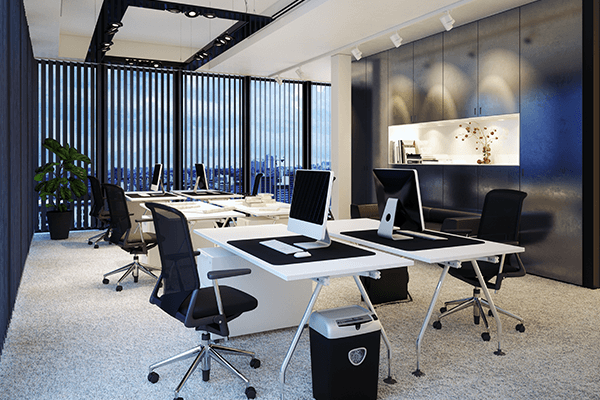 'The Evolution Of The Office Workplace'