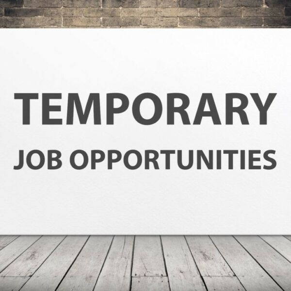 Changing The Way We Look At Temporary Work!